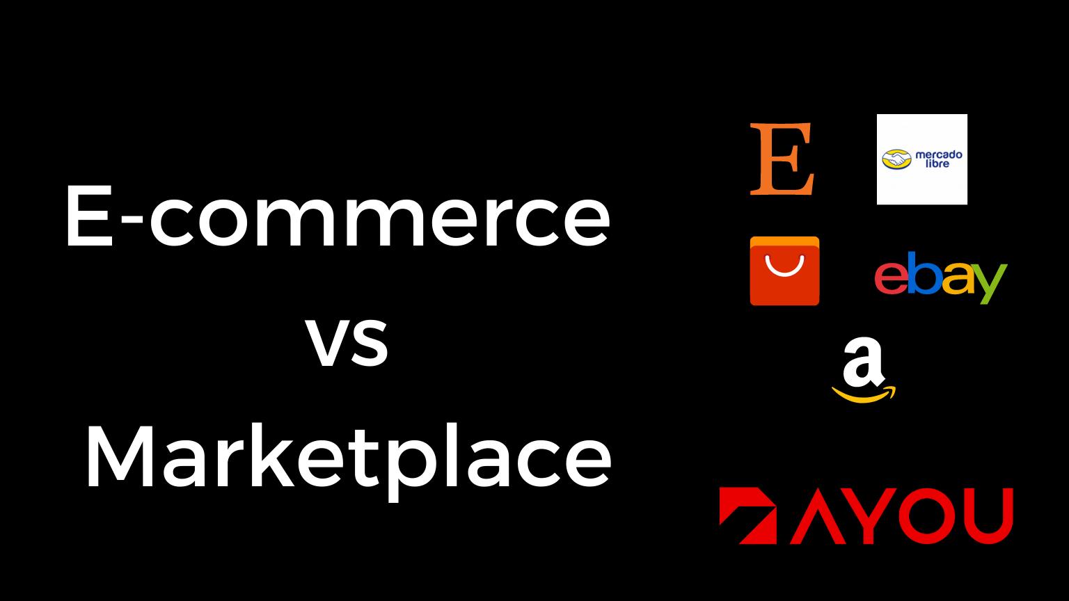 ecommerce y marketplace